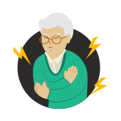 Behavioral pain assessment in the elderly